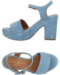 Fiorina Sandalias - Azul