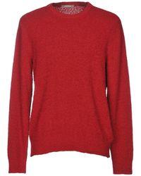 Andrea Fenzi Sweater - Red