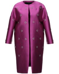 Tara Jarmon Coat - Purple
