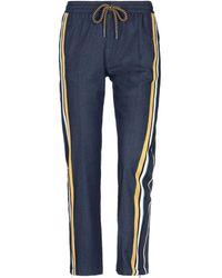Munthe Denim Pants - Blue