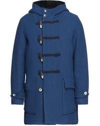 Camplin Coat - Blue