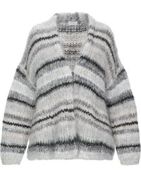 Brunello Cucinelli Cardigan - Gray