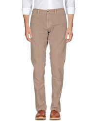 Fradi - Casual Pants - Lyst