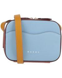 Marni Cross-body Bag - Blue