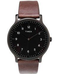 Timex Montre de poignet - Marron