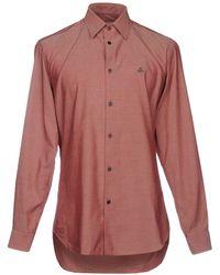 Vivienne Westwood - Shirt - Lyst