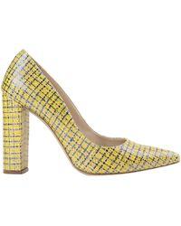 Gianni Marra Court Shoes - Yellow