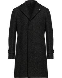 Tagliatore Coat - Black