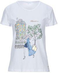 Patrizia Pepe T-shirt - Bianco
