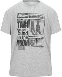 Maison Margiela - T-shirt Tabi - Lyst