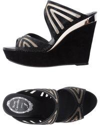 Rene Caovilla - Sandals - Lyst