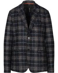 DISTRETTO 12 Suit Jacket - Blue