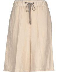 Peserico - Bermuda Shorts - Lyst