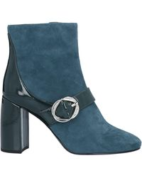 What For Ankle Boots - Blue