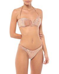 Miss Bikini Luxe Bikini - Natural