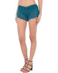 Eberjey Pantalons de plage - Bleu