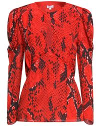 Lala Berlin Blouse - Red