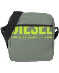 DIESEL Cross-body Bag - Green
