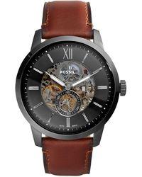 Fossil Armbanduhr - Braun
