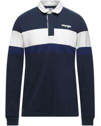 Wrangler Polo Shirt - Blue