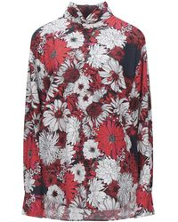 Cedric Charlier Blouse - Red