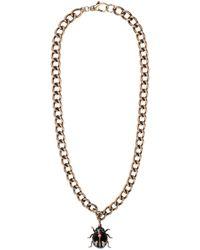 Essentiel Antwerp Necklace - Metallic