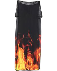 Gareth Pugh Shorts - Black