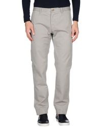 Peuterey Casual Trouser - Gray