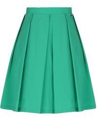 Annarita N. Knee Length Skirt - Green