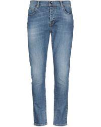 0/zero Construction Denim Trousers - Blue