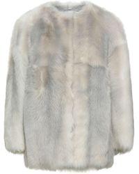 Prada Coat - Gray