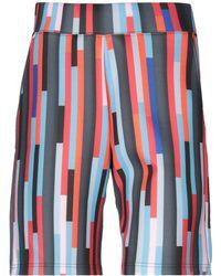 Christopher Kane Bermuda Shorts - Red