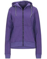 Haus By Golden Goose Deluxe Brand Sweatshirt - Purple