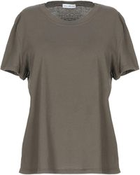 James Perse T-shirt - Verde
