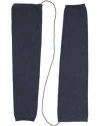 Brunello Cucinelli Sleeves - Blue