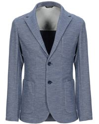 Gazzarrini Suit Jacket - Blue