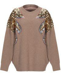N°21 Sweater - Brown