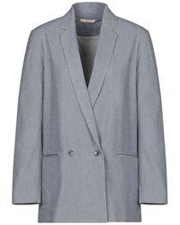 Sessun Suit Jacket - Grey