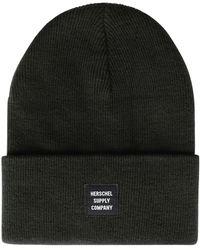 Herschel Supply Co. Rolled Beanie - Black