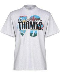 Vetements T-shirt - Multicolore