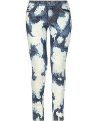 Blugirl Blumarine Pantalon en jean - Bleu