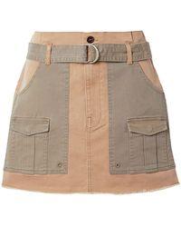 FRAME Minifalda - Multicolor