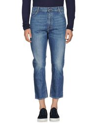 Stella McCartney Pantalon en jean - Bleu