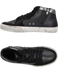 Guess High Sneakers & Tennisschuhe - Schwarz