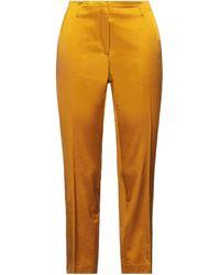 Dries Van Noten Trouser - Yellow
