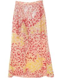 Ainea Long Skirt - Pink