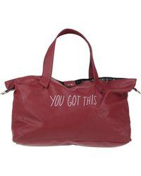 ..,merci Handbag - Red