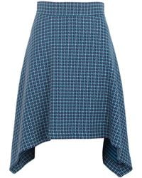 See By Chloé Knee Length Skirt - Blue