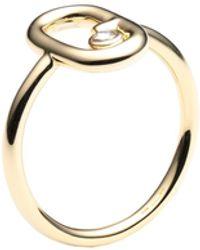 Furla Ring - Metallic