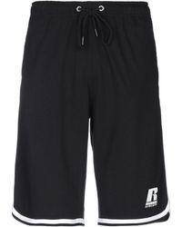 Russell Athletic Shorts & Bermuda Shorts - Black